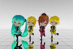 Look Who Can Desu!!!!!! owo by MMD-francis-co