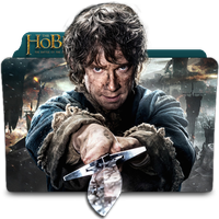 The Hobbit The Battle of the Five Armies Movie Fol by malaydeb