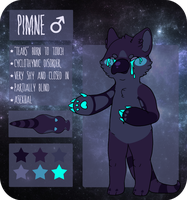 Pimne Reference Sheet by Piirustus