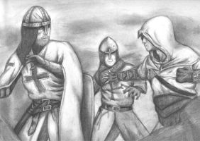 Assassin's Creed by Invader-Shi