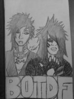 Dahvie and Jayy by Vampyrica1995