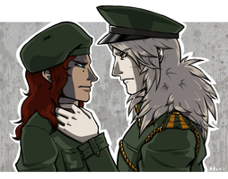 OC - In the Army by kiwii
