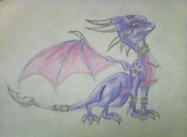 Cynder Colorful by ossami