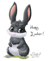 Happy Easter 2014! by Isi-Daddy