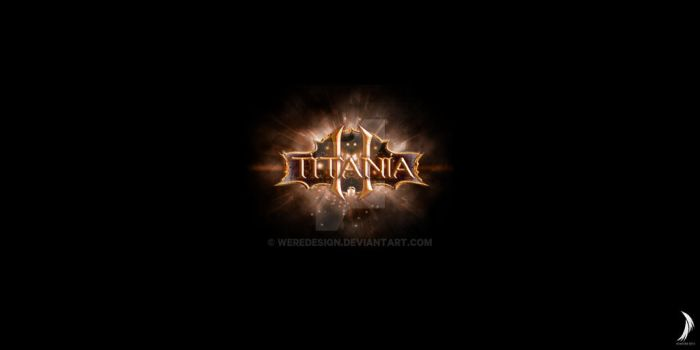 Titania2 - Logotype by weredesign