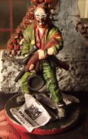 Zombicide: Crazy Ned by JordanGreywolf