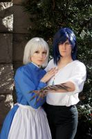 Howl and Sophie by CosplayInABox