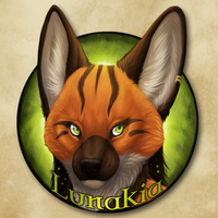 Badge by Lunakia