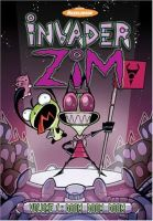 new invader zim DVD cover by BOOF2