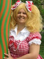Candy Candy Cosplay 06 by LizCosplay1982