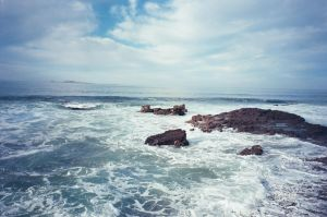 Ensenada's Pacific Ocean View by rifka1