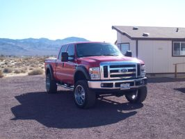 Ford F-250 by Silverperzon