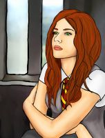 Lily Evans by TearsOfBlood943