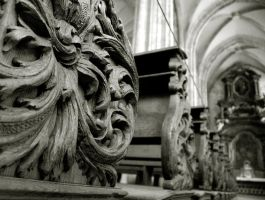 Glimpses of St. Barbara 2 by segglehellet