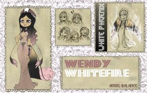 .: Wendy Whitefire :. by Angel-Balance