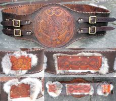 Boar Hero Belt by Archanejil