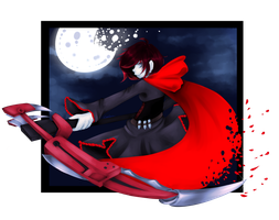 Red Like Roses by Polkadot-Creeper