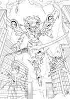 WINDBLADE by neurowing