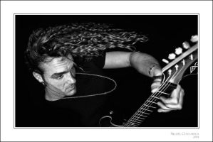 Your guitar blew my mind... by Michel-Lag-Chavarria