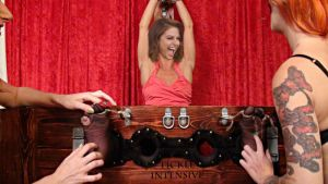 Request: Maria Menounos Tickle Fake by MikeTickler