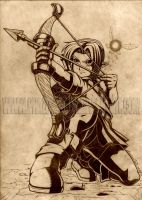 SSBT - Young Link by PhazonRidley