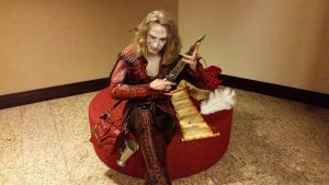 Rumple at DCon by Red-Dragon-Lord