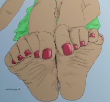 Where are you Pinay Feet? by mondopiedi