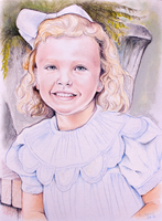 Anna Clare - Chalk Pastels by gregchapin