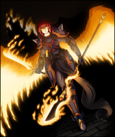 Flare the Tempestuous by Blazbaros