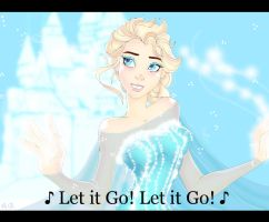 Frozen: Let It Go by Alex-Goncalves