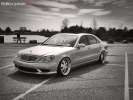Mercedes-Benz V12 by Clipse89