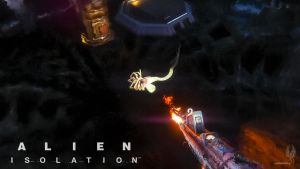 Alien Isolation 086 by PeriodsofLife