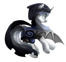 Silver Moon  by RedEmber00