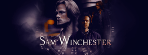 Sam Winchester by N0xentra
