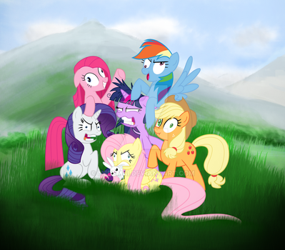 Friendship is Madness by Nedemai