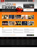 iSelect TV page by scottrichardson