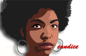 Candice Pseudo-Vector by theonejanitor