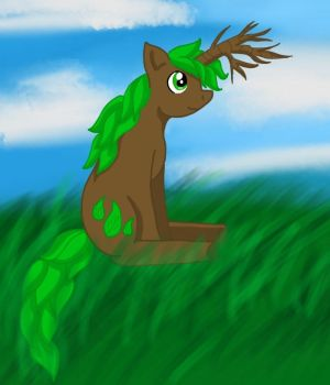 .: OC: Tree Fall [ Closed  ] :. by ASinglePetal