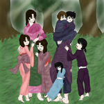 A trip back to the village. by AbominalSnowDemon