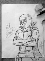 El Santo by HELLPATO777