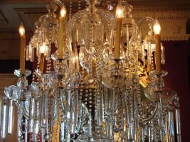 Gorgeous chandelier by ButterflyRitsuka