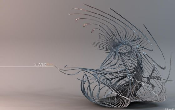 silver line by 3DEricDesign