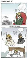 Hetalia: I'm your father...? by carichan