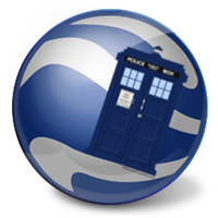 TARDIS Google Earth icon by Perrikara