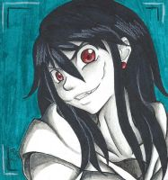 Jeff The Killer by MionOfDeath