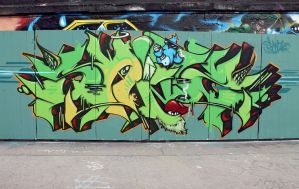 SANZ-ONE Greenthumb by SANS-01-2-MHC-BS