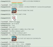Ray William Johnson Chat by TornWolf