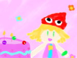 Amitie's Birthday! by Dualer