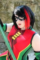 Ame-Comi Robin by greyloch-md