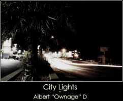 City Lights by Albrtd3